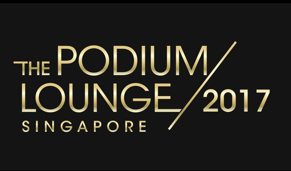 The Podium Lounge F1 Party  - GP Management presents The Podium Lounge A-List After-Parties over the 2017 FORMULA 1 SINGAPORE AIRLINES SINGAPORE GRAND PRIX. Now In its 9th consecutive year this sell-out, celebrity packed event is held at