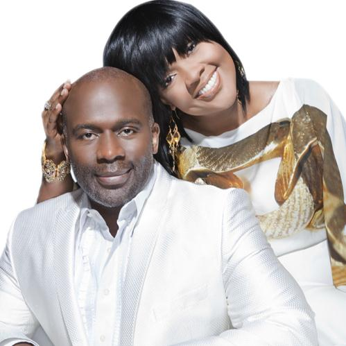 Bebe & Cece Winans - Steve first worked with Bebe Winans when he was hired to write and produce his younger sisters group for Capitol records : Angie & Debbie Winans. A collaboration that would involve Whitney Houston / Stephanie Mills and Bebe's elder brothers The Winans all contributing vocals to the recordings. Whitney also appeared in the groups breakout music video. Steve & Bebe would go on to collaborate as writing partners on several projects thereafter...