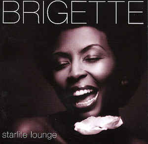BRIGETTE - Starlite Lounge was a collaboration between Brigette (Formerly Brigette McWilliams) & Steve, and the third in a series of records they worked on. The project was crafted to be a fusion of styles and termed Bossa Hop (Bossa Nova meets Hip Hop). It was received with critical acclaim in Europe and Asia. The project was available in the USA through import only and became somewhat of a cult underground project.