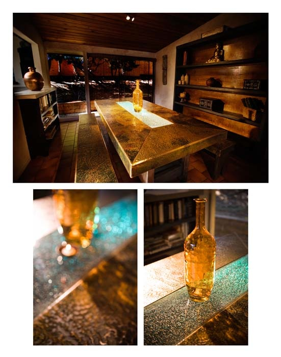 THE COPPER TABLE / MALIBU
