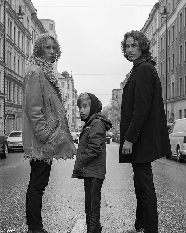 The #Brothers (#兄弟) Arthur, Sixten, Vilgot Ljunggren-Elisson #stockholmcity
