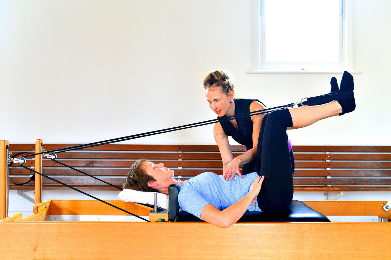 Queen Street Pilates Studio Adelaide — Pilates Instructor Training