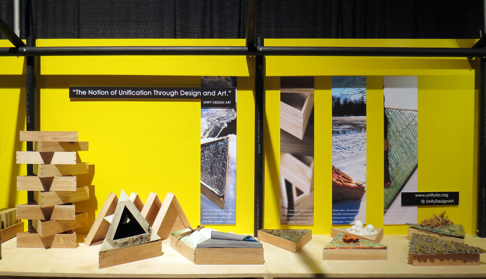 - International Design Community Commands Attention at Toronto Design Show.