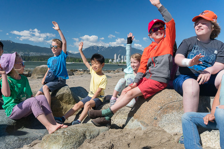 Sea Smart School Summer Day Camps