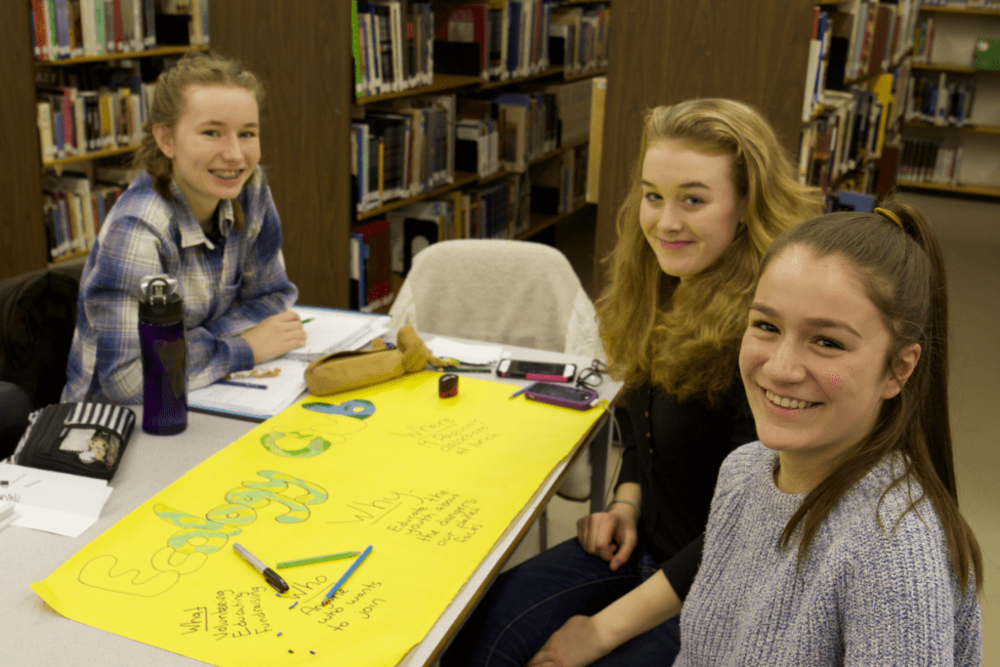 Sea Smart School Classroom Programs