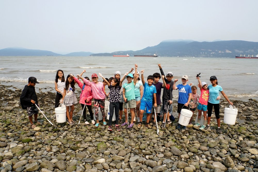 Summer camp at beach 2.JPG