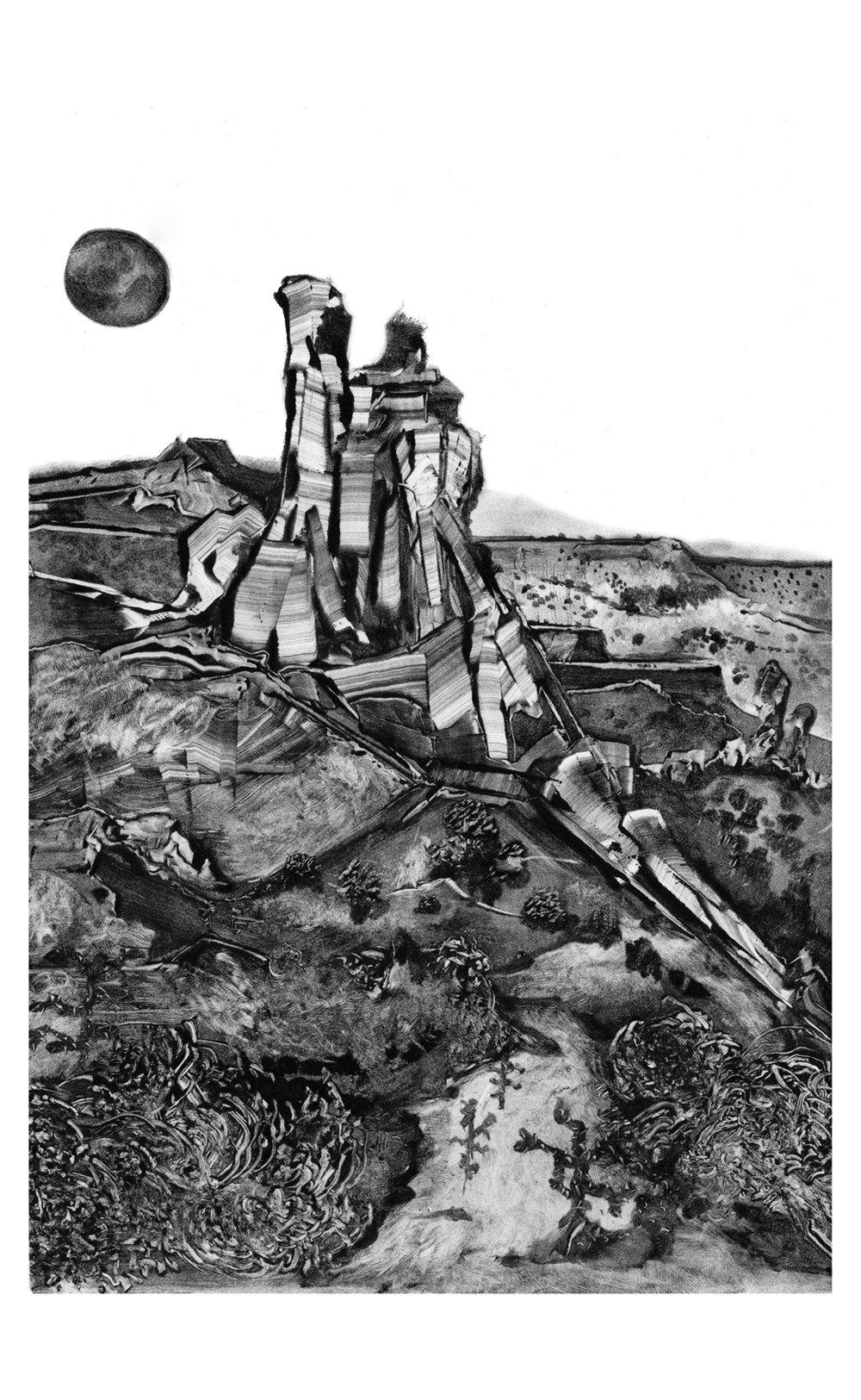 Vista in New Mexico by Grady Gordon