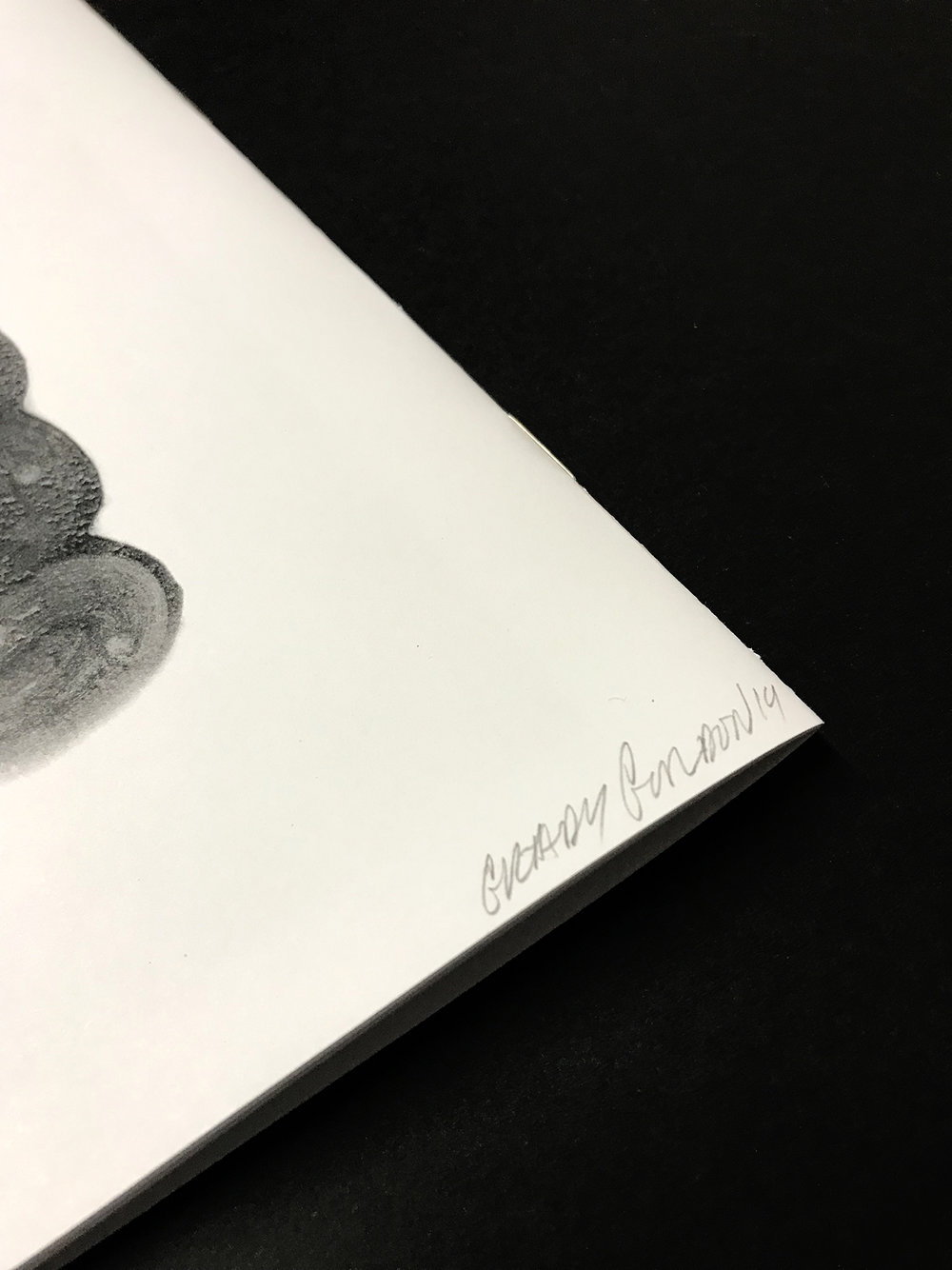 Grady Gordon monotype printing