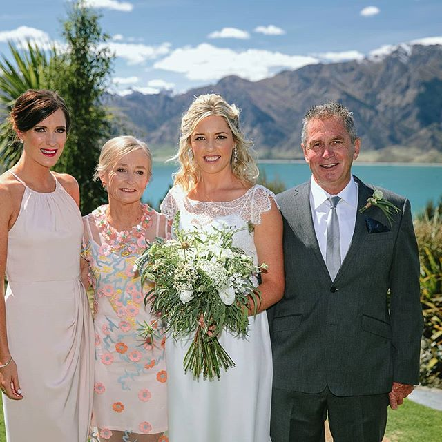 Wedding bells#Wanaka#sun and snow on the mountains#where else