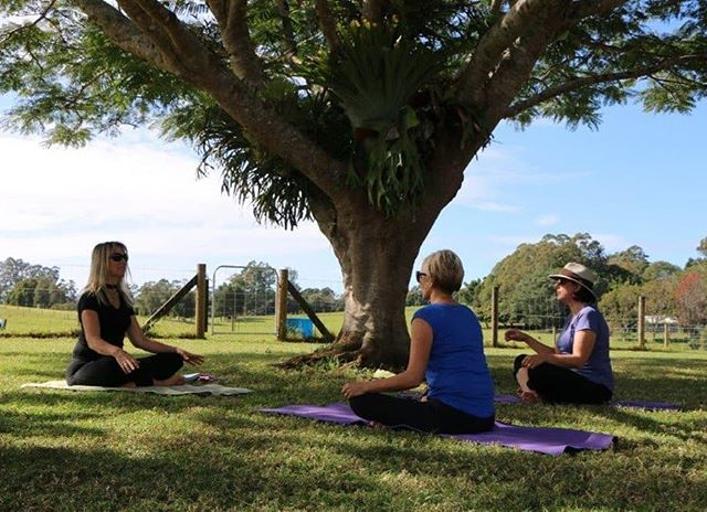 Curra Homestead Maleny, such an idyllic location for your soul to connect with nature. www.currahomesteadmaleny.com  #sunshinecoast #maleny #yoga #yogaeverydamnday #lifestyle #nature #healthylifestyle #hinterland #peace #visitsunshinecoast
