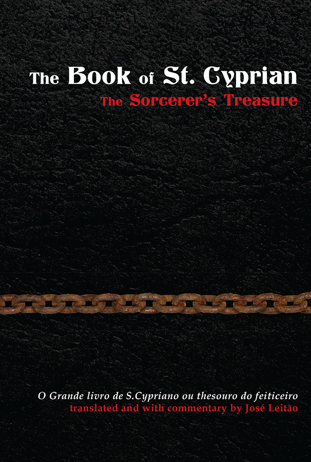 The Book of St. Cyprian: The Sorcerer's Treasure