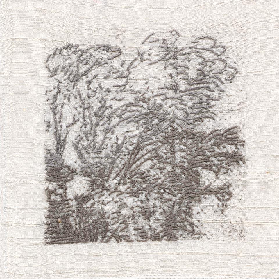 Rembrandt - Cottage