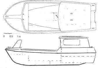 Bild eller skiss på första båten?