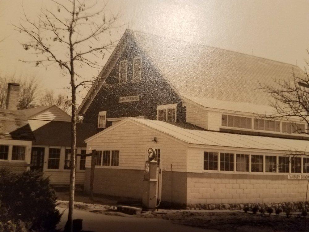 Sunny Meadows Farm Circa 1943