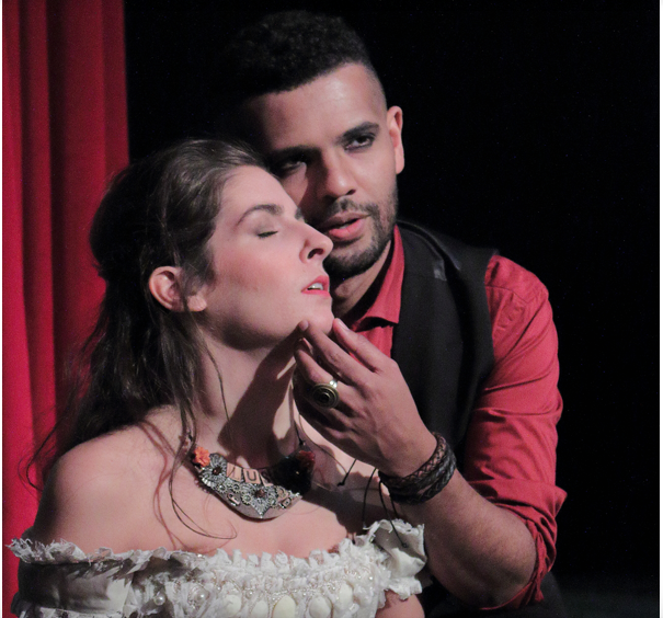 Zerlina in  Don Giovanni,  Mozart - Pfefferberg Theater Berlin 2017
