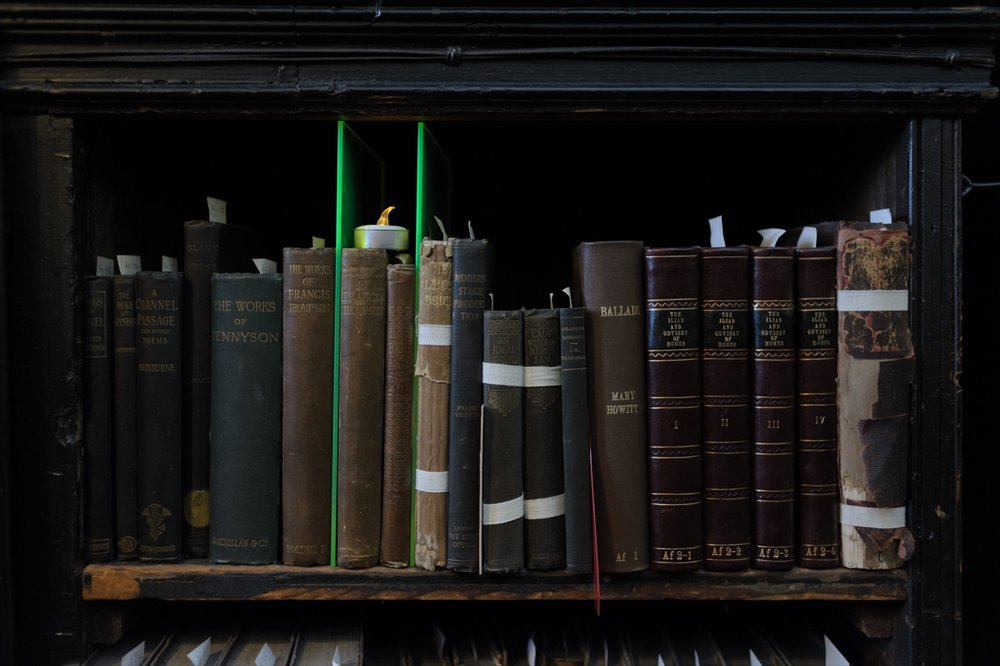 Sharing The Portico Library's hidden heritage - In spring 2018 the Heritage Lottery Fund awarded The Portico Library a grant to catalogue its historic archives and share its discoveries. In December, an exhibition and accompanying programme of events will showcase the collection's highlights and the stories we uncover. Expect to see material from our original minute books, early exhibition posters, architectural plans, Manchester ordnance survey maps, and the personal archives of eminent local figures such as Joseph Sunlight, Tinsley Pratt and Ernest Marriott.