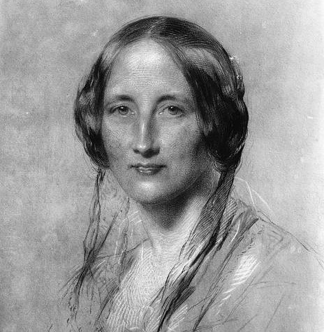North & South - North and South. Elizabeth Gaskell, 1855, cat. Bw 41.William Gaskell was a prominent member of The Portico Library, and although as a woman in the mid-19th century his wife Elizabeth was excluded from the membership, she was still provided access to the books through her husband.