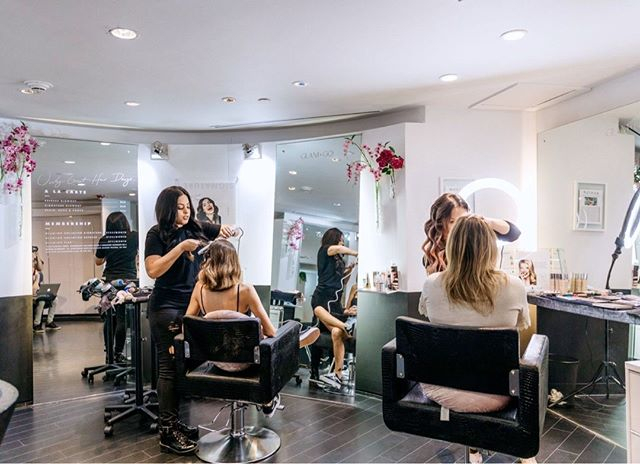 💕 Happy Galentine's Day! 💞⠀ ⠀ 💕Show yourself a little love today with a full-service salon experience. Or, stop by for a 15-minute express blowout.  Even if you're busy, you can spend just a little time showing yourself a little love to look and feel a lot of GLAM! 👸 💋 ⠀ ⠀ #glamandgo #shoreclub #exhale #galentinesday #galentine #galentines #selflove #selfcare #fullservicesalon #salonexperience #selfacceptance #embraceyourself #treatyourself #spoilyourself #pamperme #appointmentsavailable #dc #nyc #miamia #la #brentwood #colorandcut #dcitystyle #dcfocused #igdc #brentwoodhairstylists #losangelesbraider #losangelesmoms #socalmoms #californiamom
