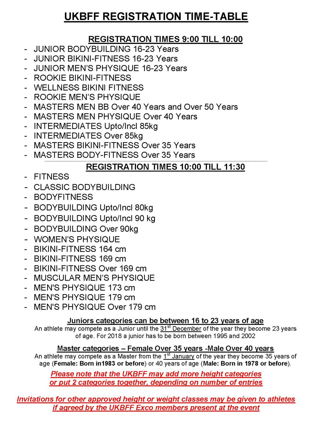 2018 British Qualifiers Registration Times.jpg