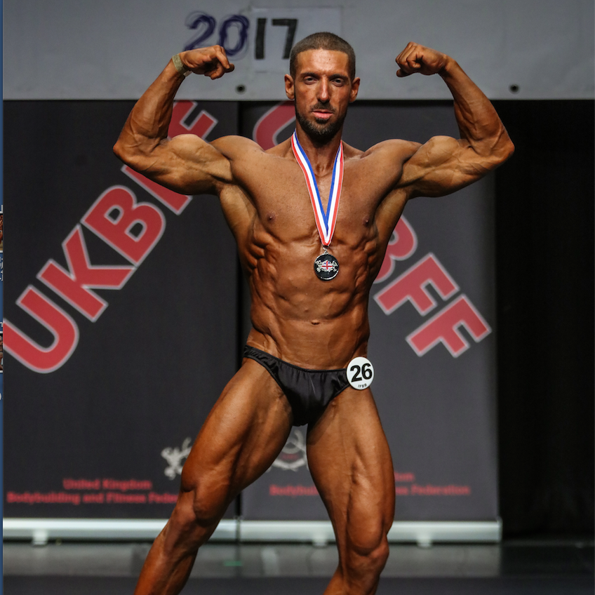 UKBFF Nationals -