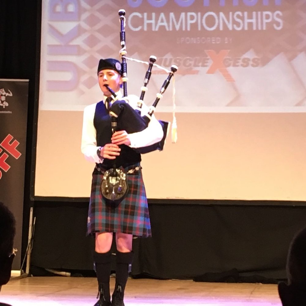 Scottish Championships -