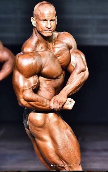 Mika Sihvonen from Finland.