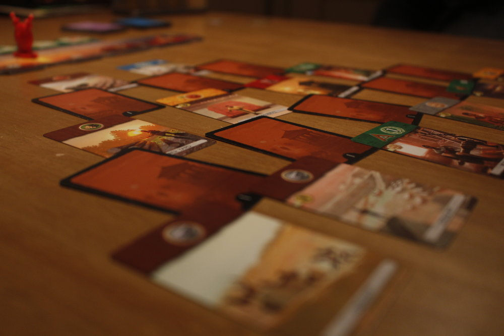 An 'age' in 7 Wonders Duel