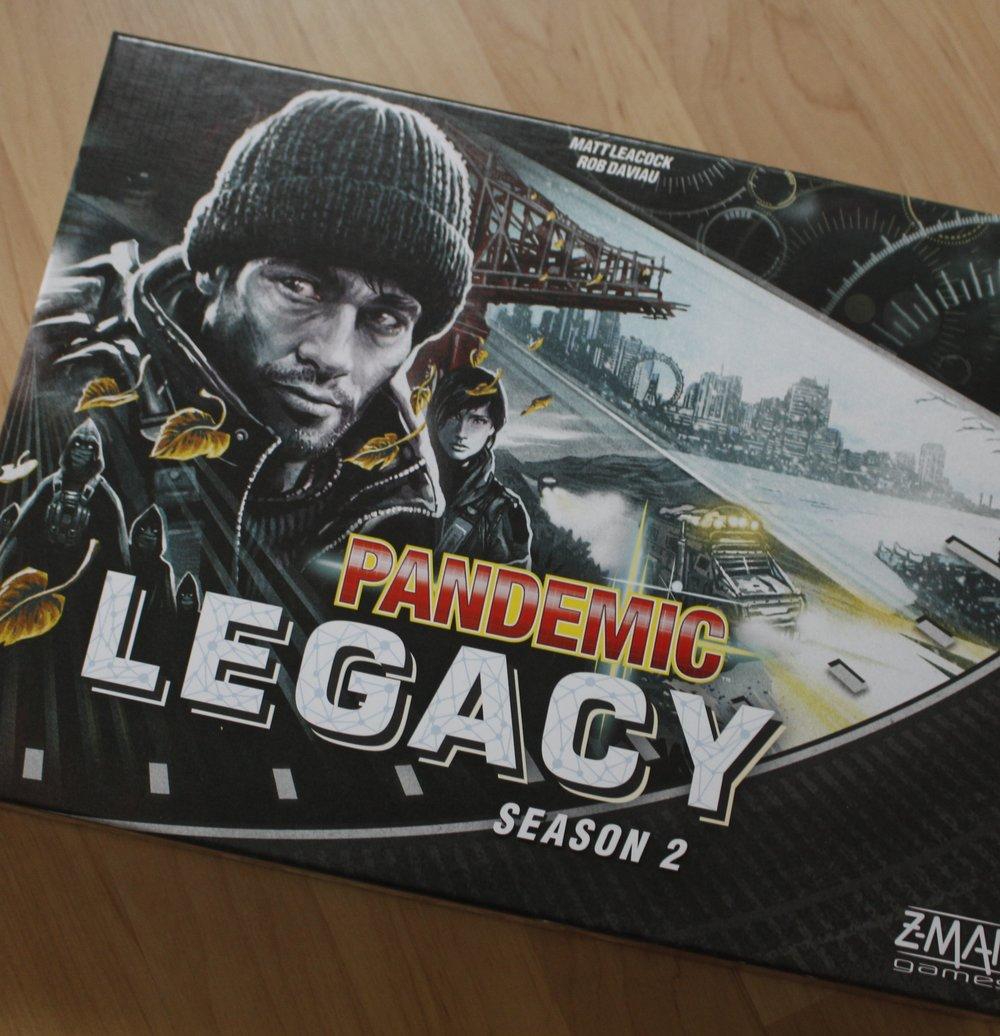 pandemic legacy season 2 -