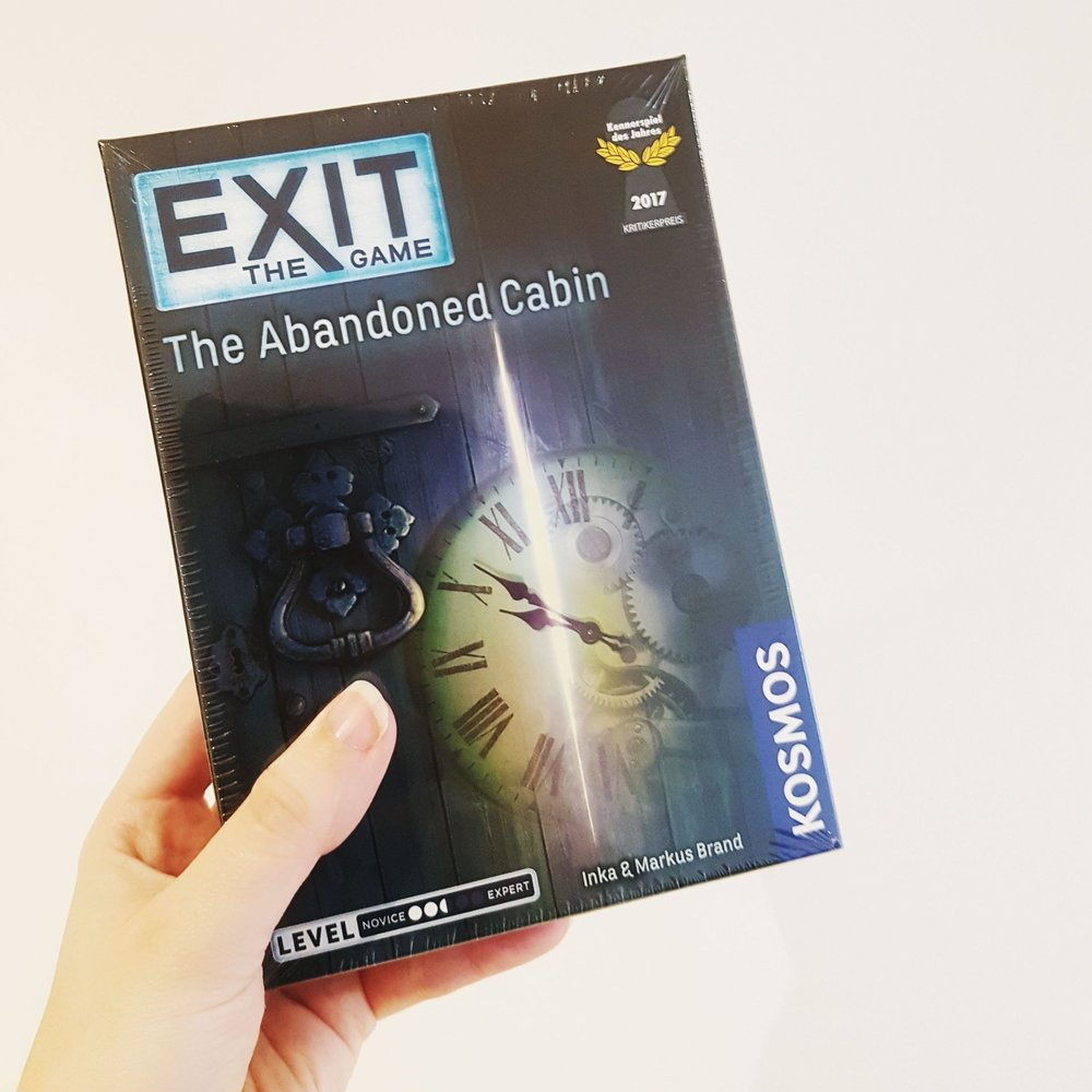Exit: the Game - The abandoned cabin -