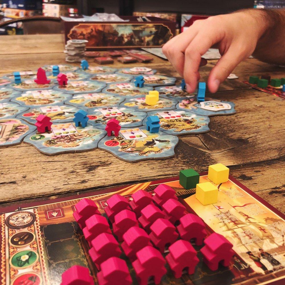 Century Eastern Wonders gameplay