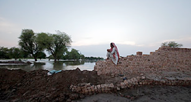 how pakistan's floods have made women too visible - Time Magazine, September 4, 2010
