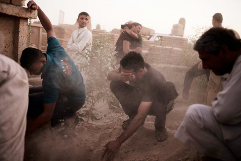 what does it mean to be iraqi anymore? - National Geographic Magazine, August 1, 2014