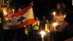 LEBANON PLEADS FOR END TO THE VIOLENCE - The Australian newspaper, October 3, 2005