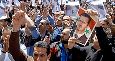 syria's assad: what forces can he count on to survive? - Time Magazine, April 25, 2011