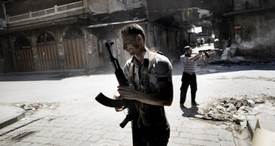 syria's secular and islamist rebels: who are the saudis and qataris arming? - Time Magazine, September 18, 2012