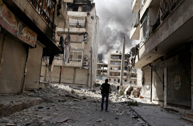aleppo's deadly stalemate: a visit to syria's divided metropolis - Time Magazine, November 14, 2012