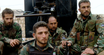 syria: on patrol with assad's most diligent enemies - Time Magazine, February 19, 2013