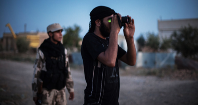 among syria's islamist fighters - The New Yorker, September 5, 2013