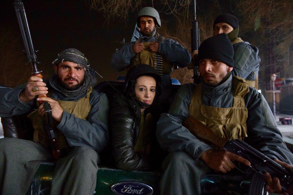Kabul, Afghanistan 2018