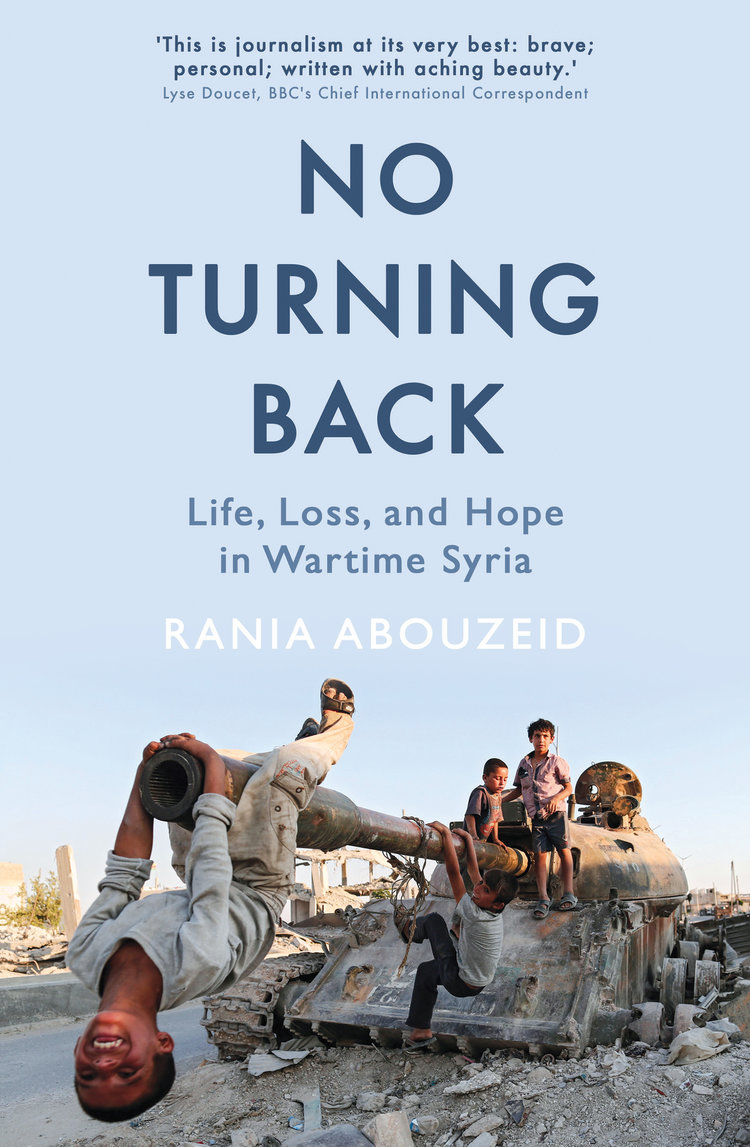 Q&As - In Open Democracy - 'Reporting Syria: This is a story about people.' An interview with Rania Abouzeid In New Humanist magazine - 'People cannot say they did not know what was happening'  For Herne Hill Welcomes Refugees, a south London community organization - Q&A with author Rania Abouzeid