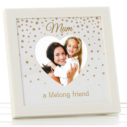 \'Mum A Lifelong Friend\' Photo Frame