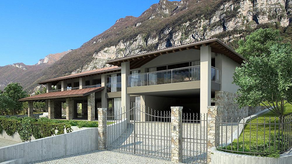 Villa Ulivi - Tremezzo (Co)  002