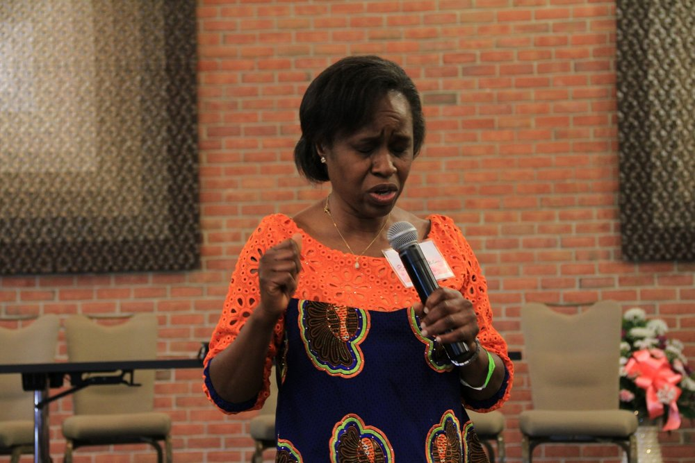 TWC '17 -Pastor Funmi Obilana
