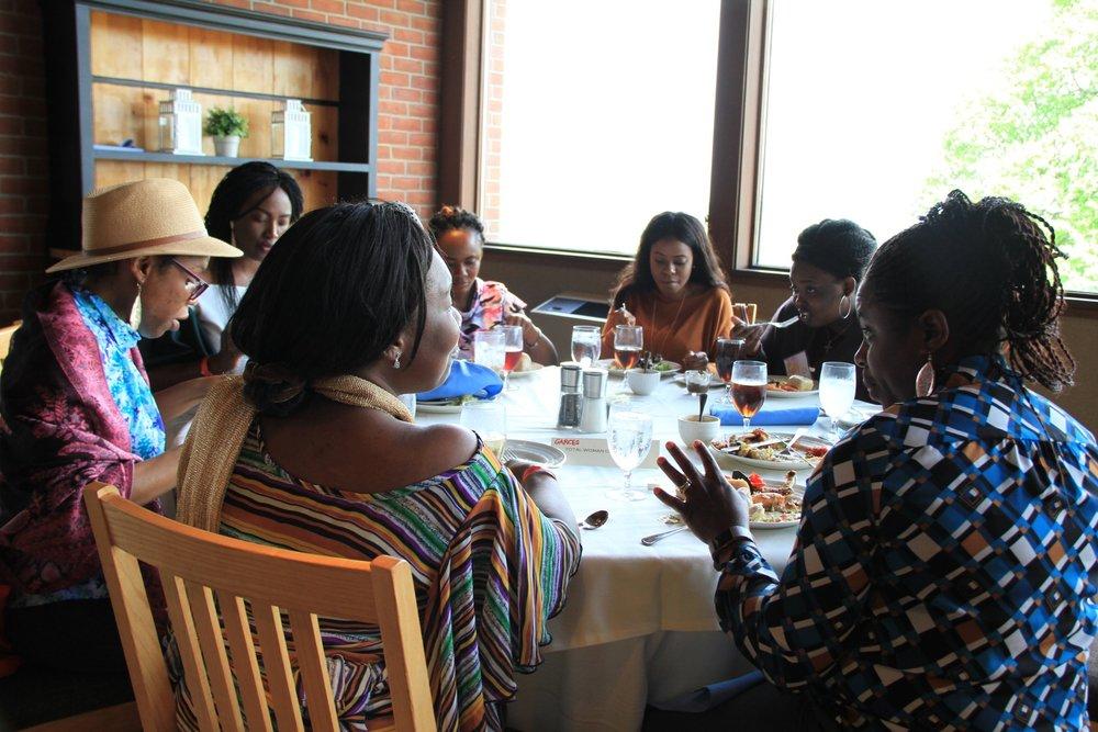 TWC '17 -Dinning