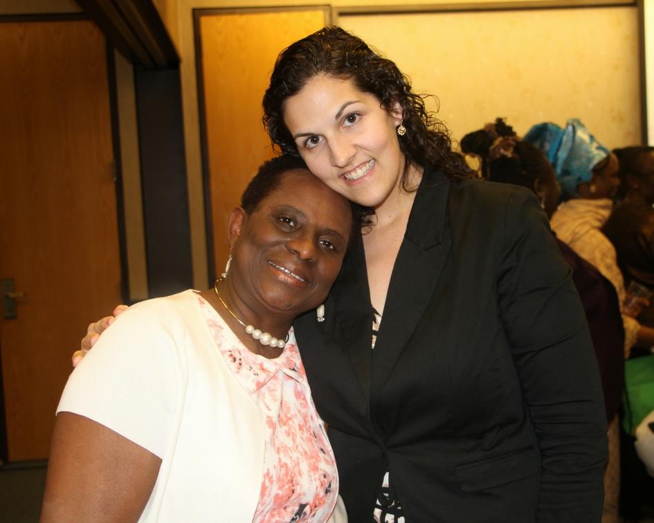 Dr. Ibikunle & Melissa