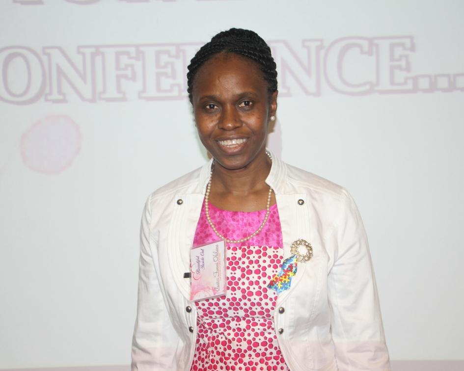 Pastor Funmi Obilana -TWC Visionary