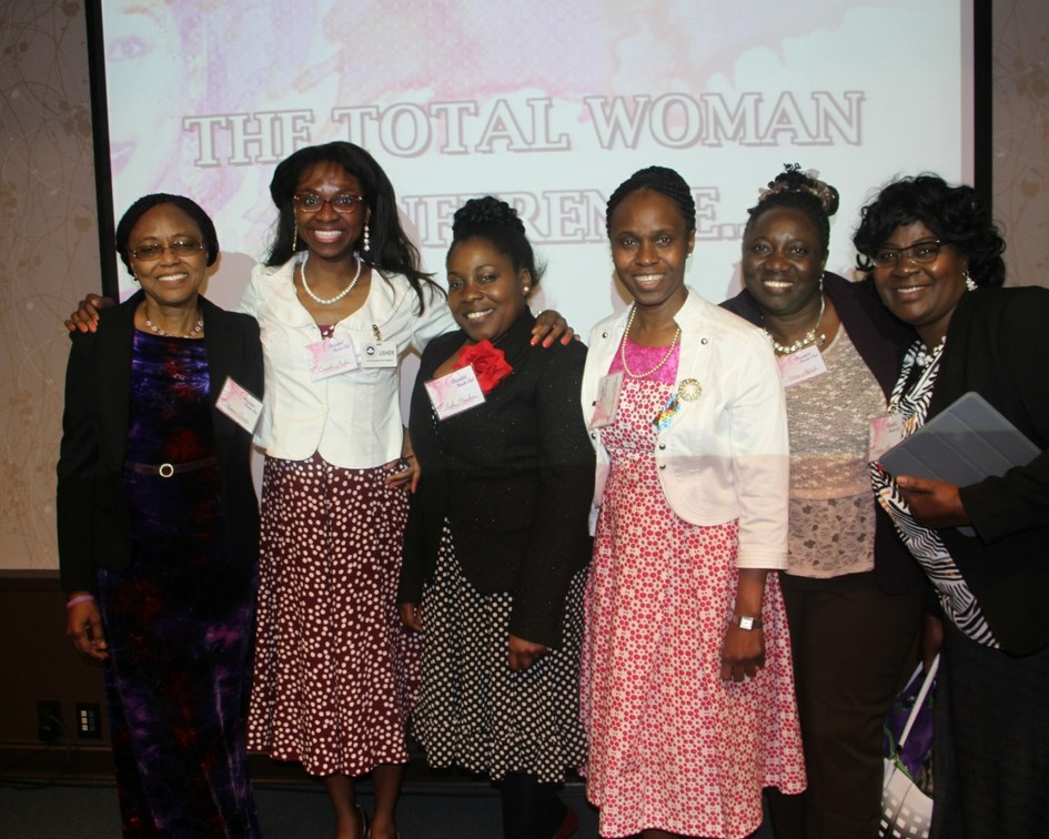 Some Total Women with Pastor Funmi
