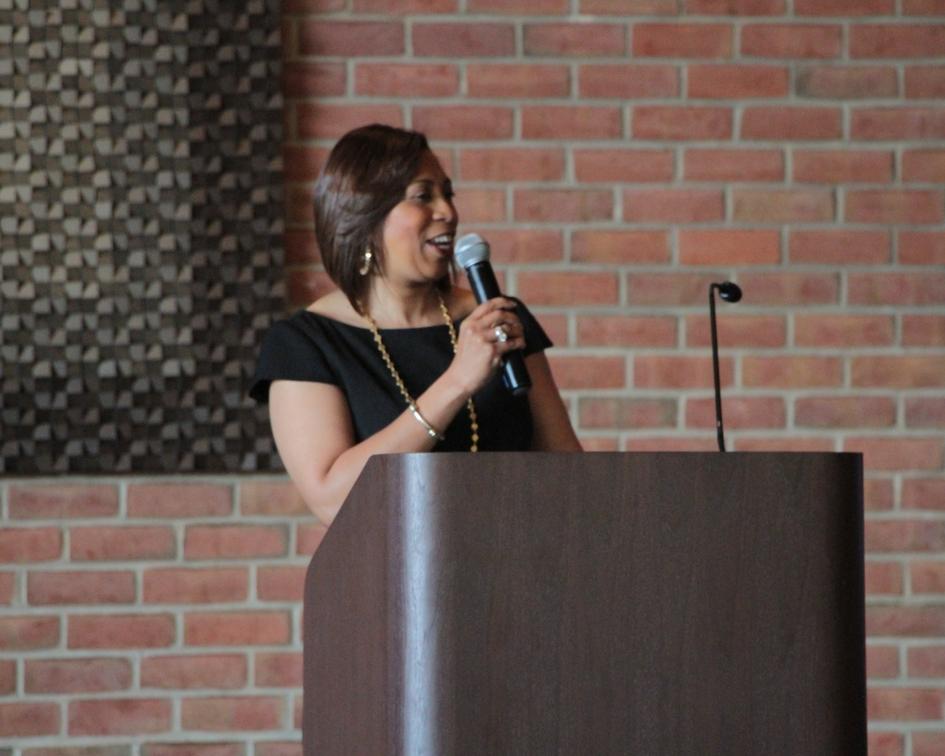 Tracy Barnard (speaker)