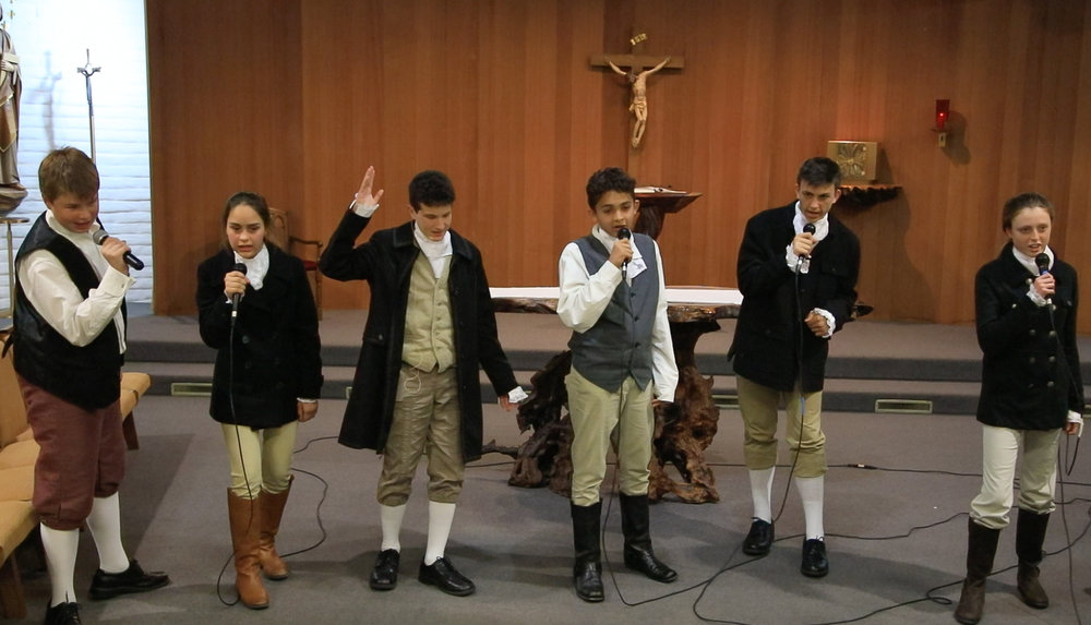 Hamilton Group Singing.jpg