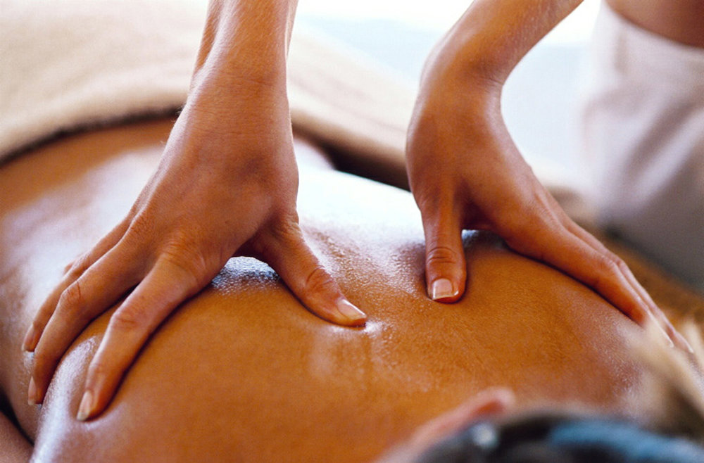 deep tissue massage - Not for the faint of hearts but recommended for those seeking relief of chronic pain caused by trigger points better known as